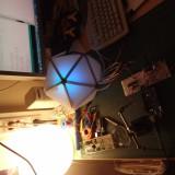 Lichtspeicher on my desk.